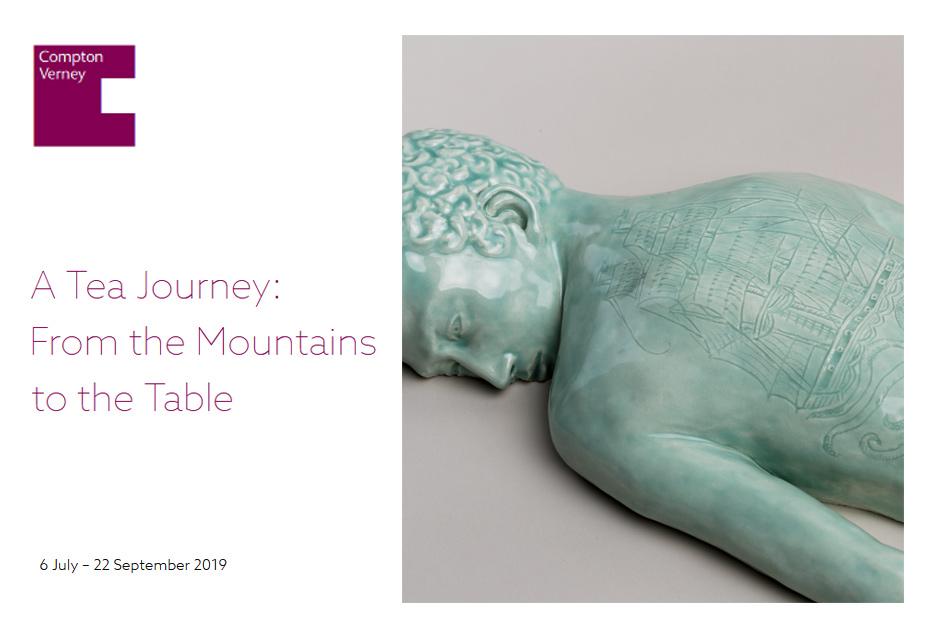 Claire Partington: A Tea Journey at Compton Verney