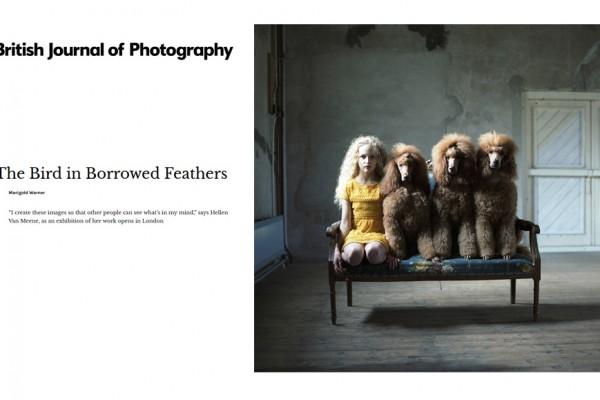 Hellen van Meene: British Journal of Photography