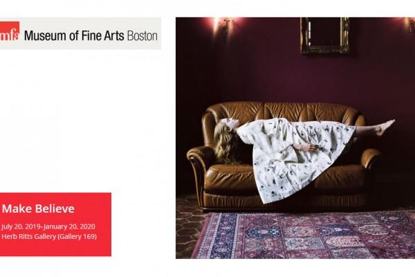Hellen van Meene: Make Believe at MFA Boston