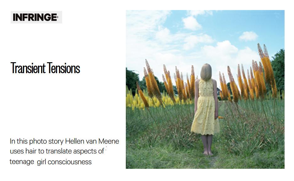 Hellen van Meene: Infringe Magazine
