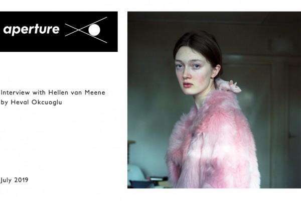 Hellen van Meene: Aperture Magazine
