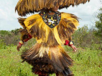 Montserrat Masqueraders, Île De Montserrat, Territoires Britanniques D'outre-Mer | Caboclo De Pena, São Luís, Maranhão, Brésil