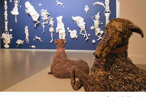 Carolein Smit: Beyond the Vessel at Mesher Istanbul