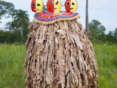 Montserrat Masqueraders, Île De Montserrat, Territoires Britanniques D'outre-Mer | Hombres De Barro 3, Bonao, Monseñor Nouel, République Dominicaine