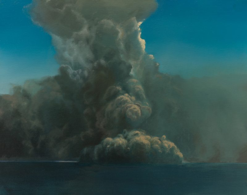 Andrew McIntosh  | Eruption