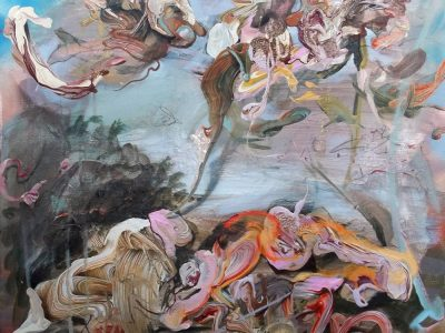 Iain Andrews | The Fall of the Rebel Angels
