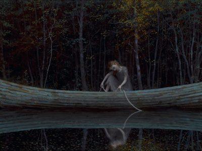 Aron Wiesenfeld | The Line