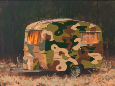Night Caravan | Forest Camo 2