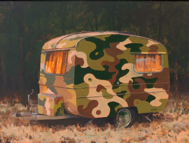 Andrew McIntosh  | Forest Camo 2