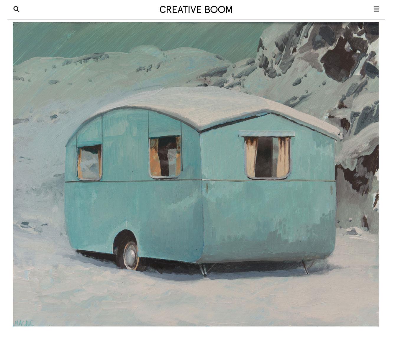 Splendid Isolation: Creative Boom