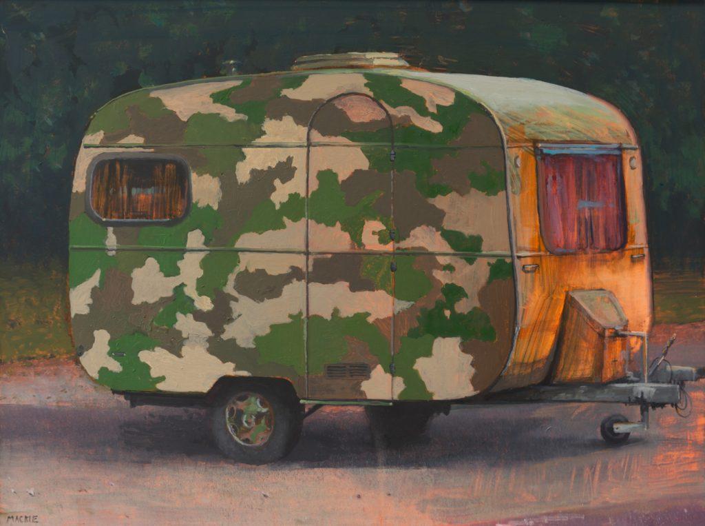 Andrew McIntosh | Forest Camo 1