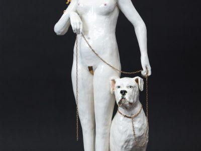 Claire Partington   Venus and Cupid
