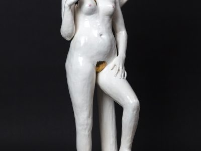 Kilburn Venus | Judith with the Head of the Artist