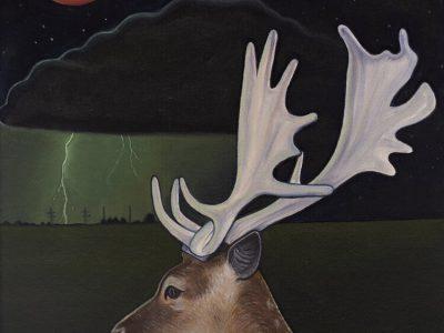 Ben Edge | Thunder Buck Moon