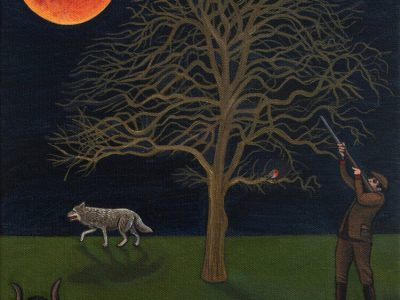 Ben Edge | Wassail at Wolf Blood Moon