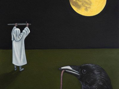 Ben Edge | Spring Equinox At Worm Moon