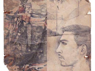 Guillermo Martin Bermejo | Memento Mori 3: Saint John on Patmos