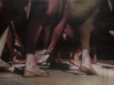 Dereck Harris | Le Sacre – Silent Slippers I