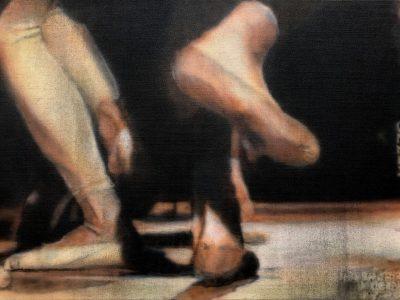 Dereck Harris | Slippers I