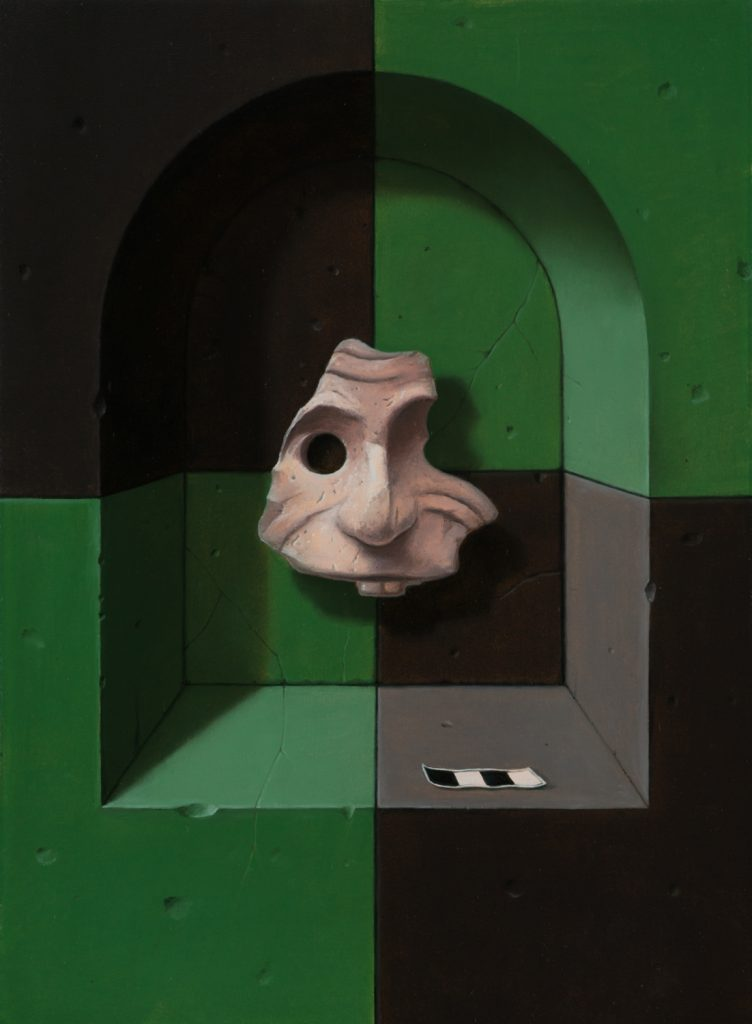John Stark | Masque