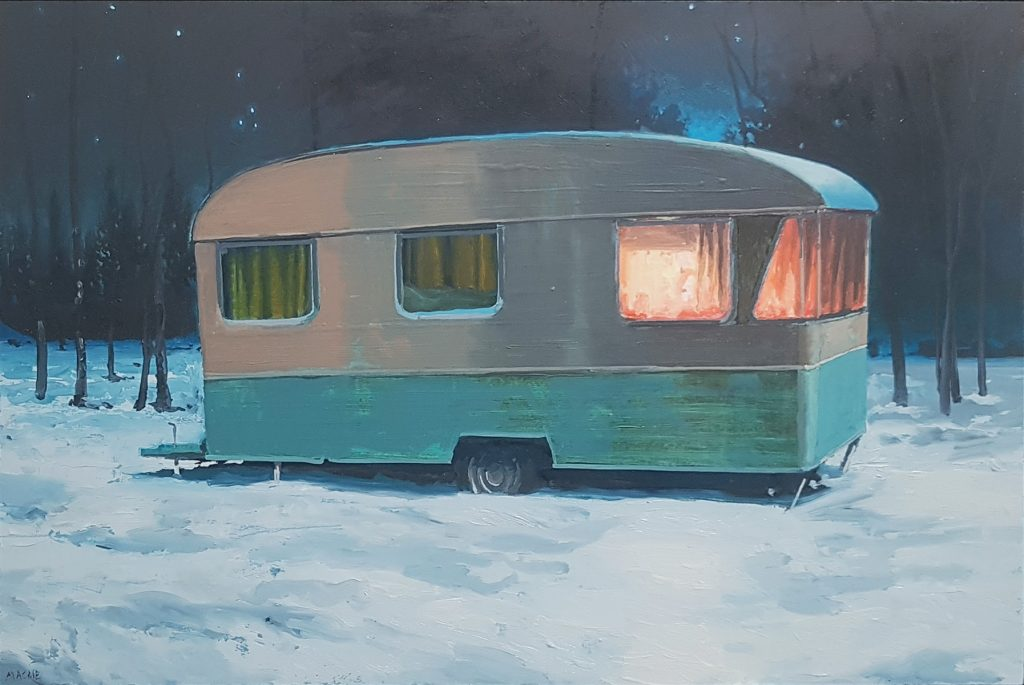 Andrew McIntosh | Night Caravan