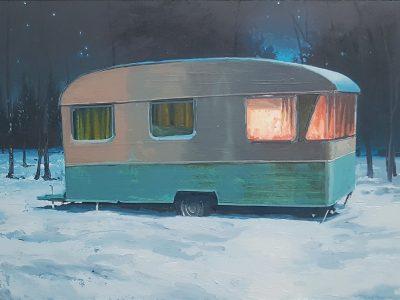 Andrew McIntosh | Night Caravan