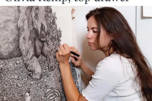 Olivia Kemp – Considering Art Podcast