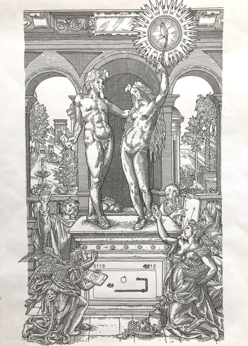 Daniel Hosego  | Adam & Eve