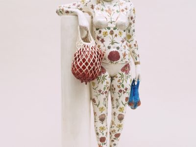 Claire Partington | Young Daughter of the Picts with the Head of the Artist (Marc Quinn)