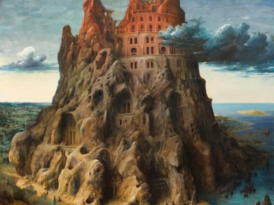 Andrew McIntosh | The Termite Tower of Babel