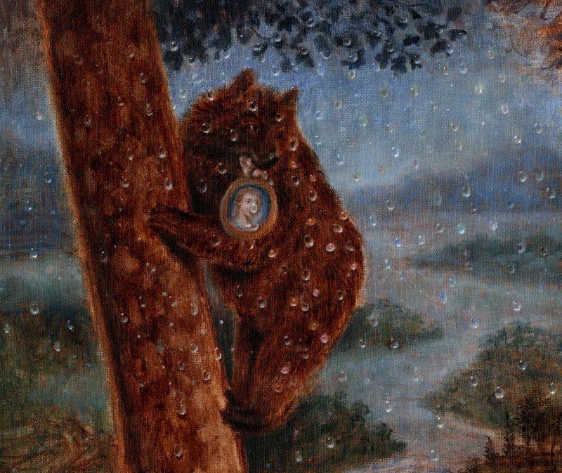 Sam Branton  | Bear with Miniature