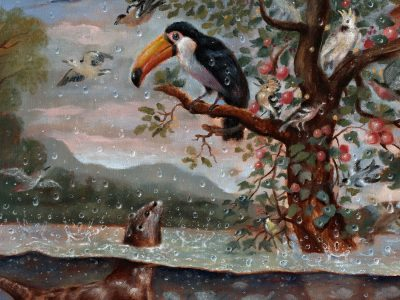 Sam Branton | Otter with Toucan
