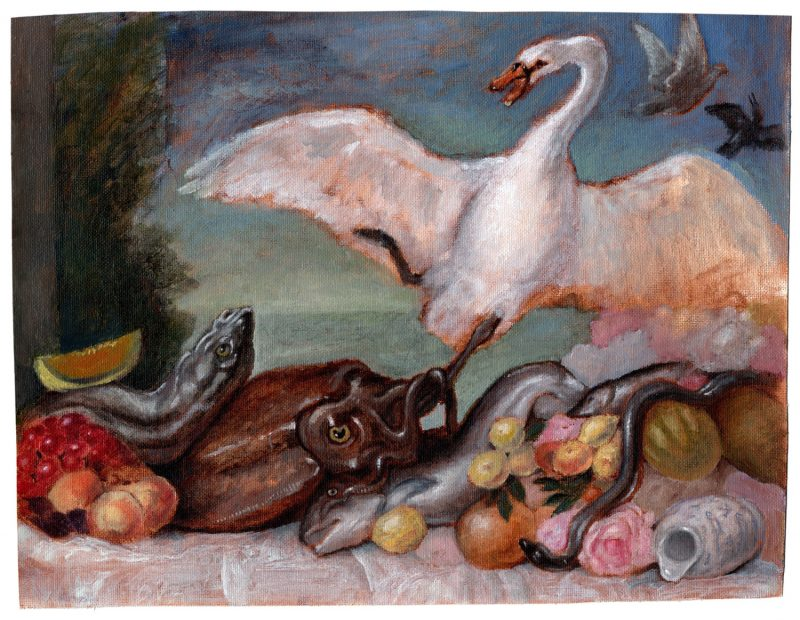 Sam Branton  | Swan, Squid, & Lemons